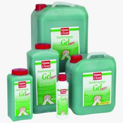 Żel do mycia rąk Manu clean - 2,5l