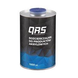 Rozcieńczalnik do produktów akrylowych QRS 1000ml