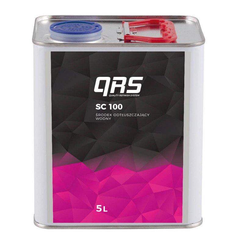 Środek odtłuszczający Cleaner SC100 5 QRS 1L