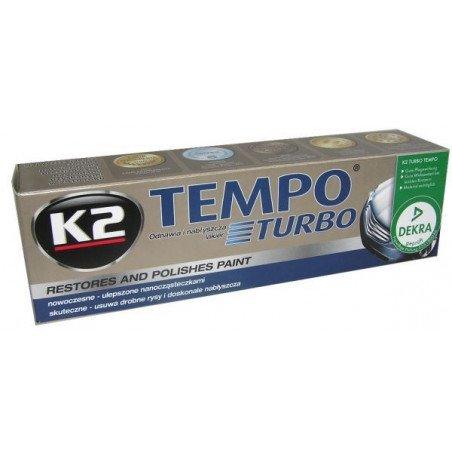Pasta czyszcząco-nabłyszczająca do lakieru Turbo Tempo 120ml