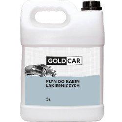 Płyn kabinowy Goldcar 5l