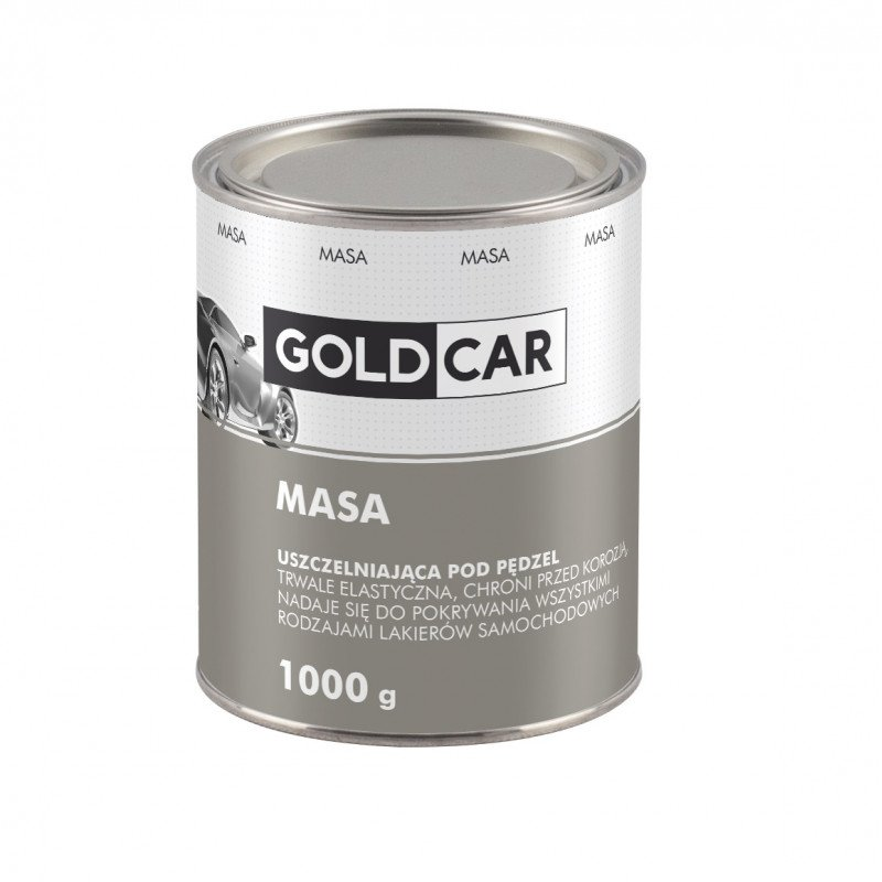 Masa uszczelniająca pod pędzel Goldcar 1000g