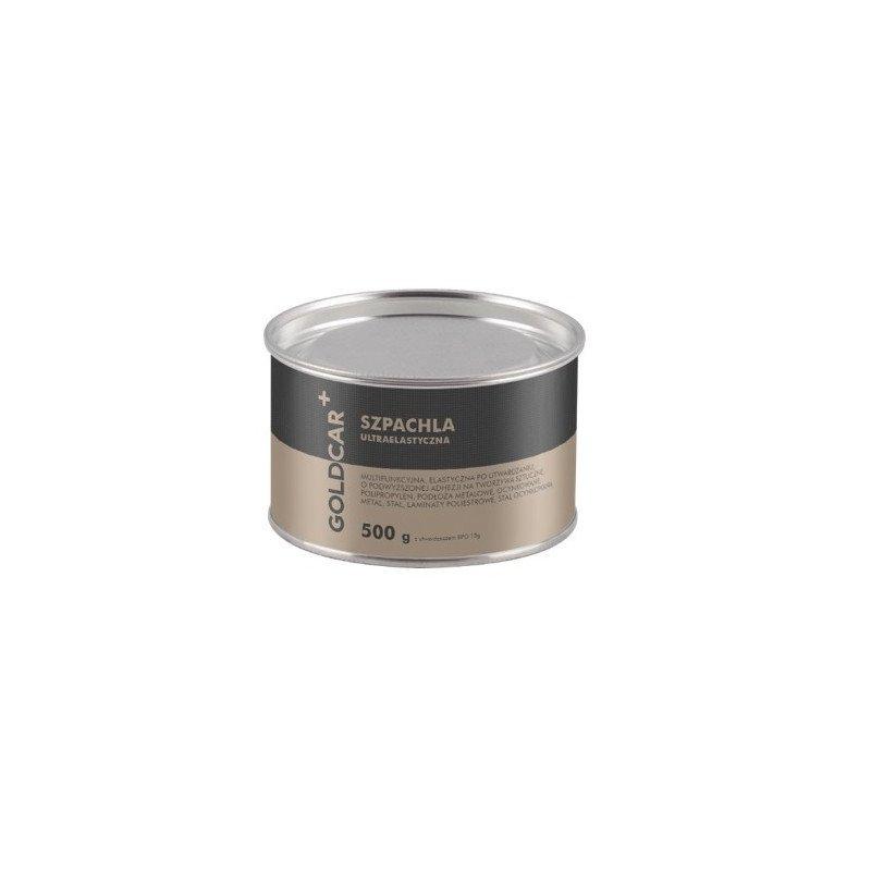 Szpachla ultraelastyczna ciemnoszara Goldcar 500g