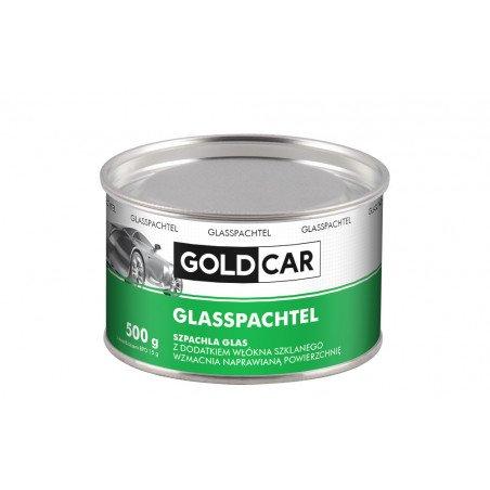 Szpachla Glas z włóknem szklanym Goldcar 500g
