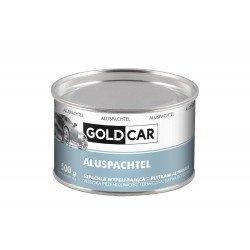 Szpachla Alu z płytkami aluminium wypełniająca Goldcar 500g