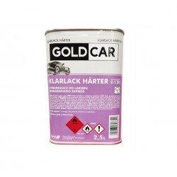 Lakier bezbarwny Express 2:1 Goldcar 5l bez utwardzacza