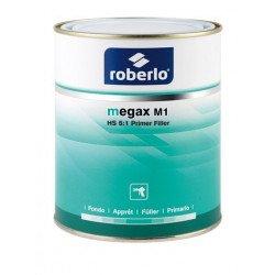 Podkład Roberlo Megax x5 5+1 Ciemnoszary 1L