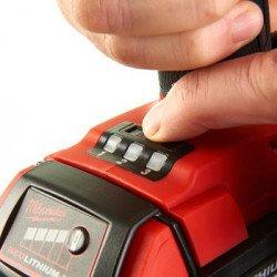 """Klucz udarowy akumulatorowy Milwaukee M18 FMTIWF12-0X 1/2""""."""