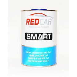 Lakier bezbarwny Redcar Smart 2+1 Fast (Komplet 1.5l)