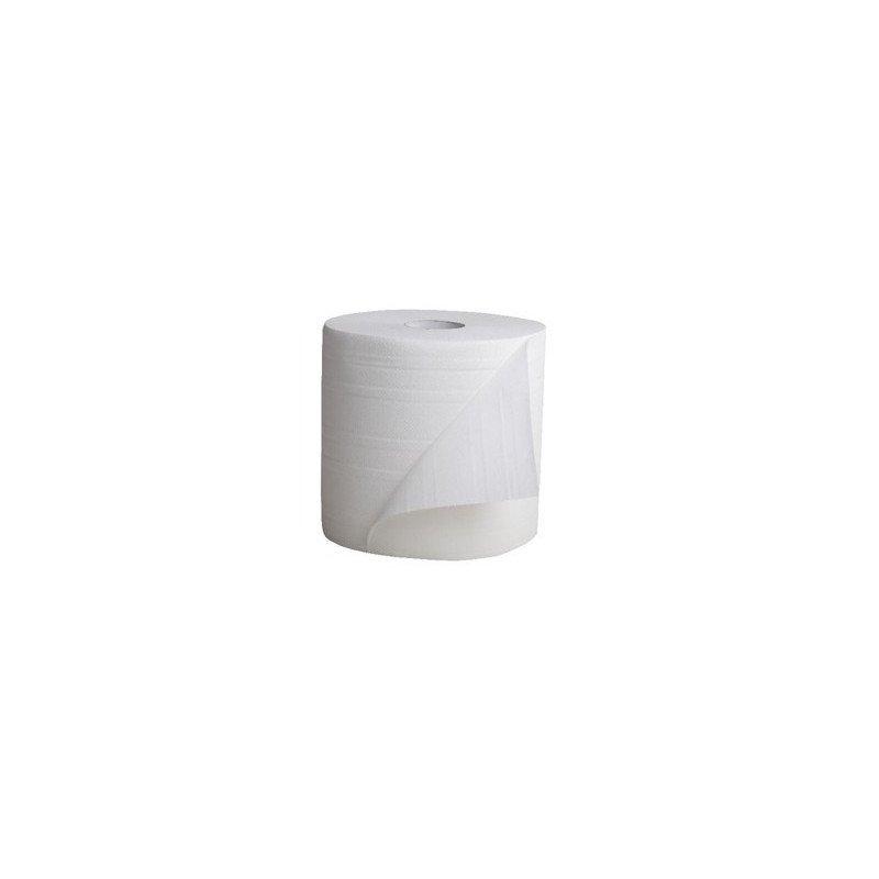 Ręcznik papierowy 2 warstwowy biały